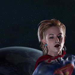 Image of Super Lady